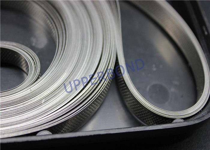 Steel Suction Tape MK9 Cigarette Machine Parts High Temperature Tolerance