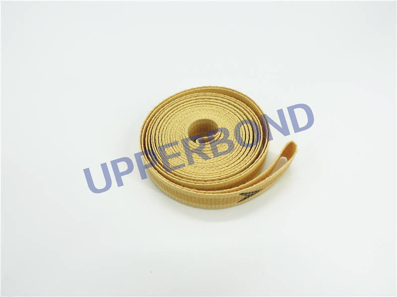 Full Coated Centre Coated Garniture Tape For Filter Production High Temperature Tolerance