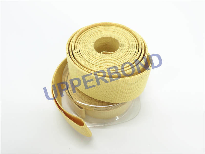 High Intensity Armor Fabric Full Coated Garniture Tape Heat - Resistant
